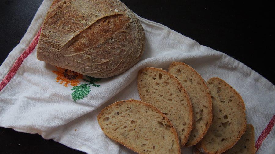 Domácí chleba (ilustrační foto)