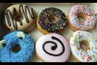 Sladké donuty