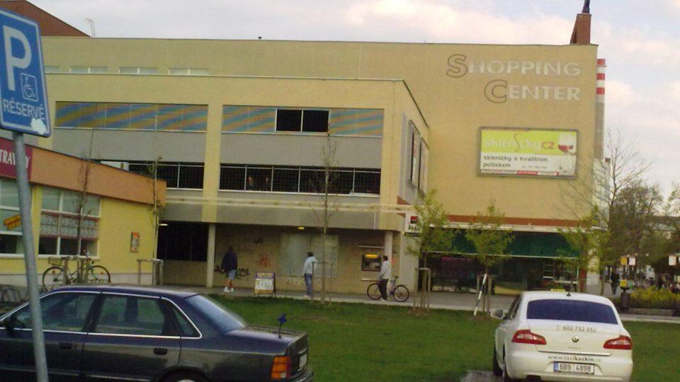 Shopping centrum v Břeclavi