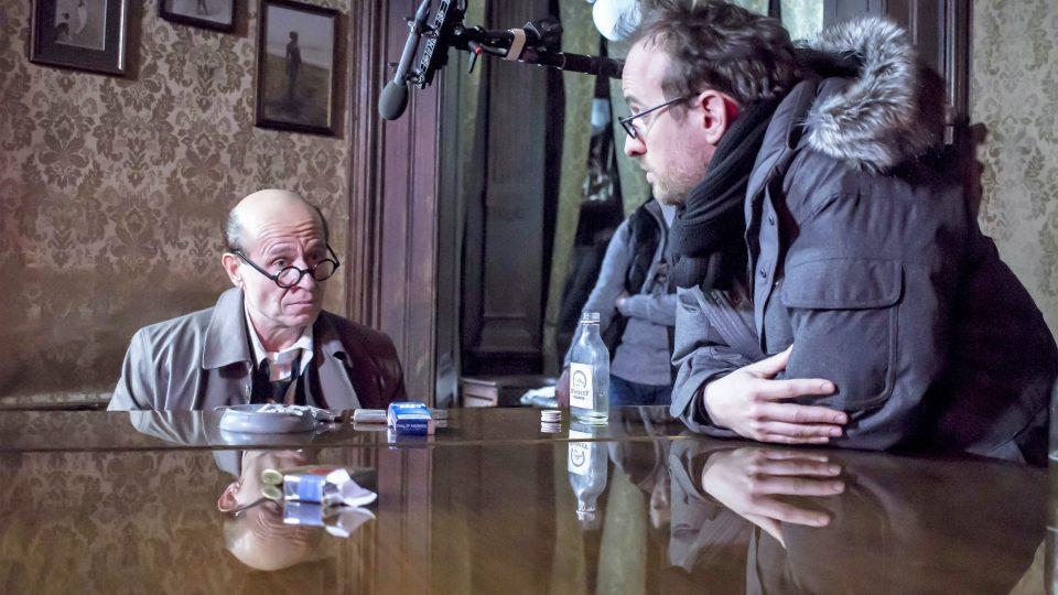 Z filmu Masaryk. Režie Julius Ševčík