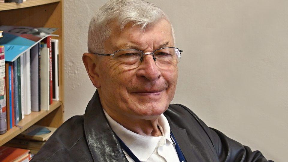 Profesor Jiří Munzar.