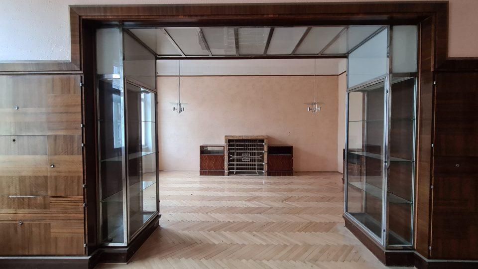 Funkcionalistický byt Richarda Herdana na Hlinkách v Brně
