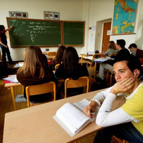 Ve škole (ilustrační foto)