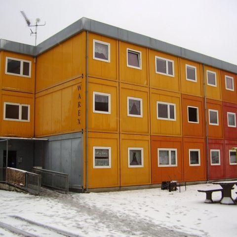 Sociální byty Poschla Vsetín
