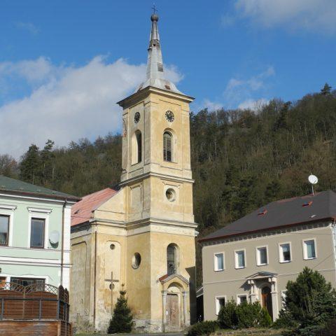 Kostel svatého Václava v Radošově
