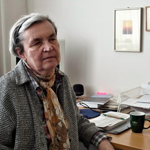 Environmentalistka Hana Librová