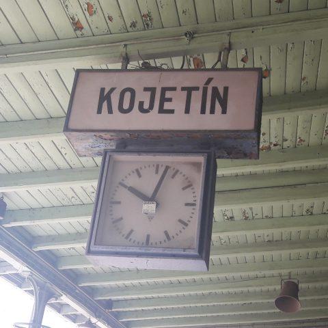 Nádraží v Kojetíně je v neutěšeném stavu