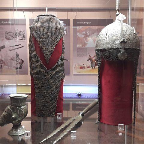 Hedvábná cesta - Vlastivědné muzeum v Olomouci