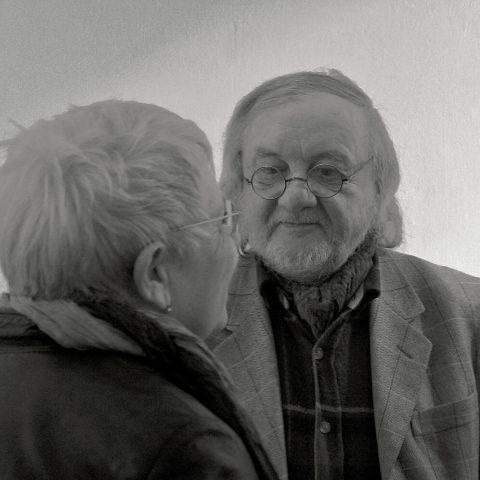 Jan Steklik a Annegret Heinl.