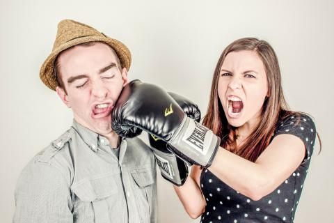 Konflikt (ilustrační foto)