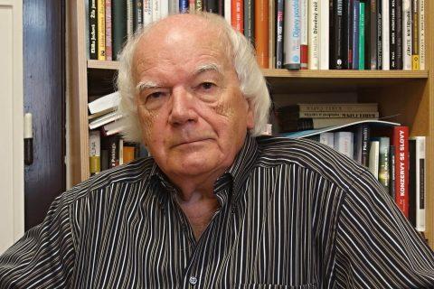 Básník Ivo Odehnal