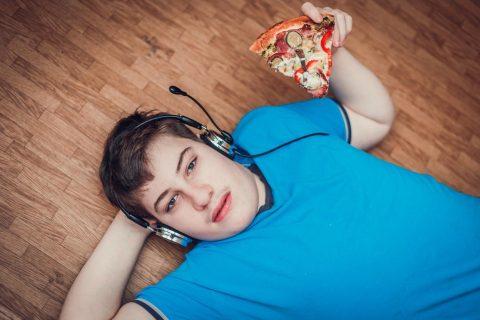 obezita (ilustrační foto)