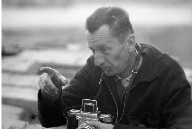 K. O. Hrubý, autoportrét
