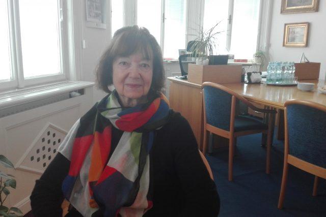 Charlotte Kotíková v Hodoníně