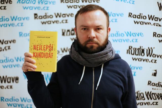 Stanislav Biler s novou knihou Nejlepší kandidát