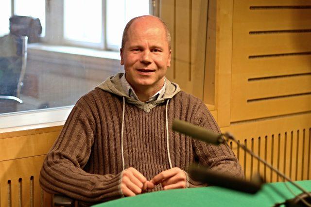 Farář a dokumentarista Jan Hanák.