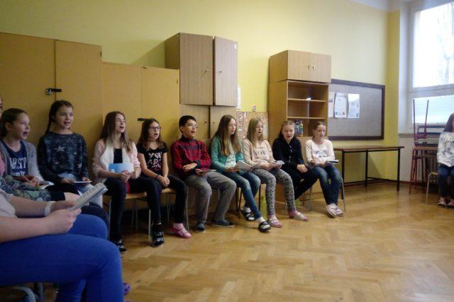 Moravské děti z Nivnice