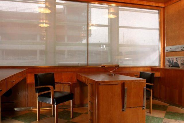 Pojízdná kancelář ve zlínském mrakodrapu | foto:  Centrála cestovního ruchu Východní Moravy