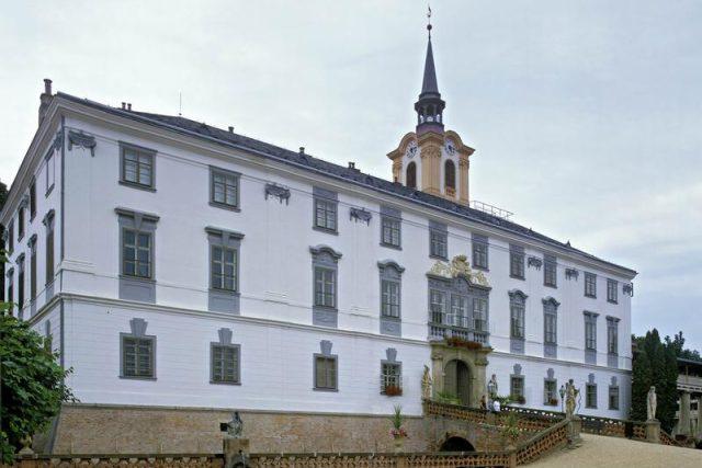 Lysice - zámek