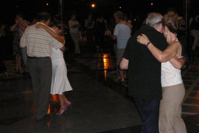 Tango milují všechny generace Argentinců | foto: David Koubek,  Český rozhlas