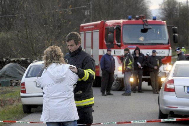 Tragická nehoda při RallyShow Uherský Brod u obce Lopeník na Slovácku