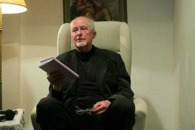 Pavel Švanda na besedě v Mahenově památníku