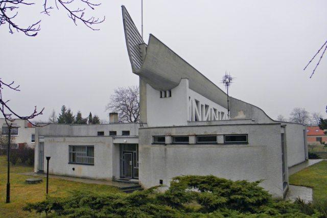 Senetářov - kostel sv. Josefa   foto: Miroslav Kobza,  Český rozhlas