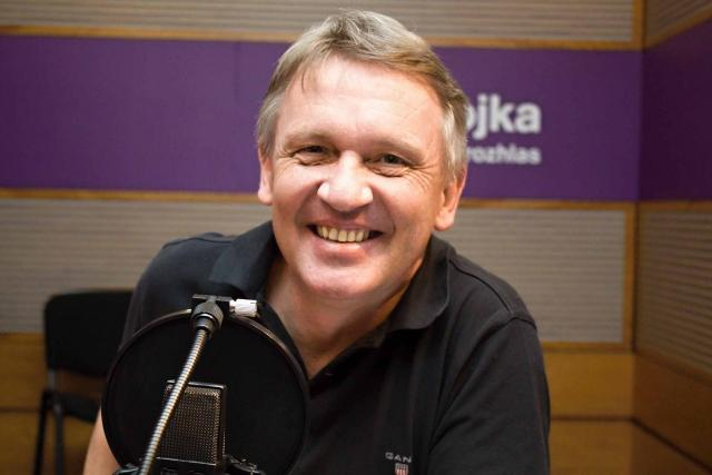 Zbigniew J. Czendlik | foto: Adam Kebrt,  Český rozhlas