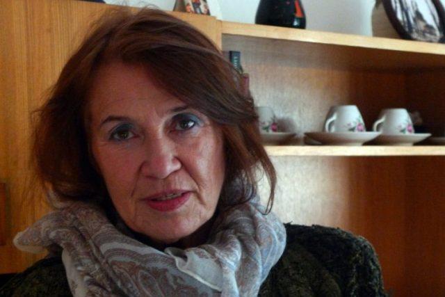 Sylvie Richterová | foto:  Česká televize