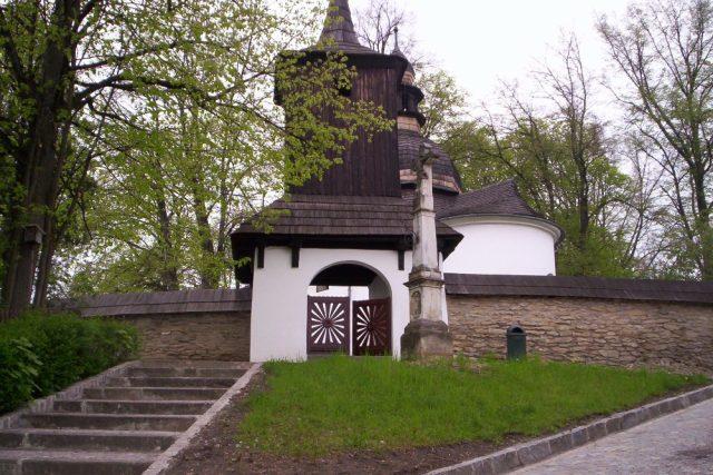 Zvonice rotundy sv. Kateřiny