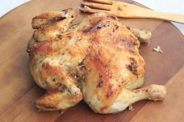 Kuře, pečení, drůbež