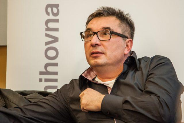 Spisovatel a kastelán Evžen Boček, autor knih o chudé aristokratce