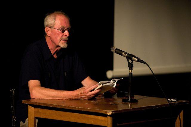 Pavel Švanda na Měsíci autorského čtení
