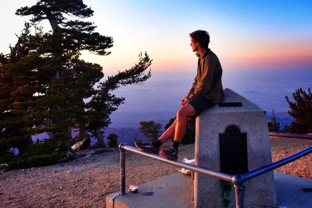 Jakub Čech: Přešel jsem Pacific Crest Trail a bylo to pro mě jako přistát na Měsíci   foto: archiv Jakuba Čecha