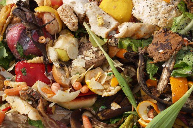 Vyhozené potraviny - plýtvání potravinami   foto:  CC BY 2.0,   Starr