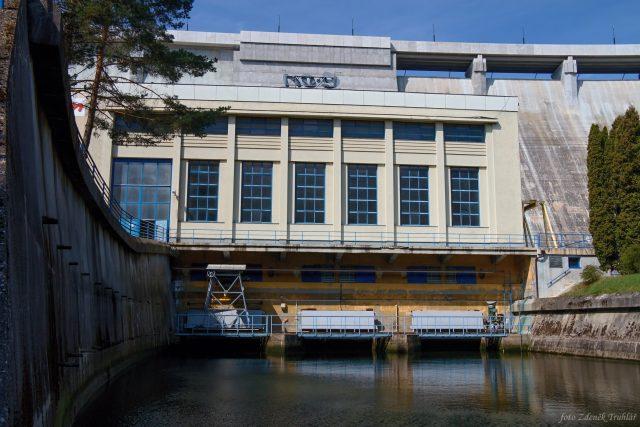 Elektrárna Vranov nad Dyjí