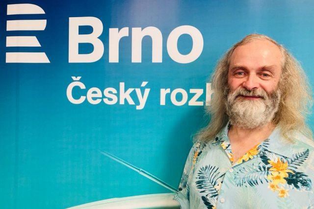 Pavel Josef Macků hostem Jany Kobylinské v Apetýtu | foto: Jana Kobylinská,  Český rozhlas