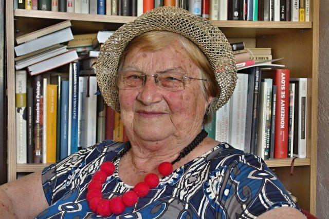 Marcela Neužilová.