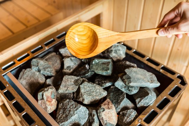 Můžou děti do sauny?