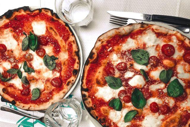 Pizza Napoletana – neapolská pizza