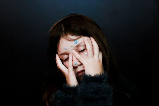 holčička - dítě - autismus | foto: Pexels,  CC0 1.0