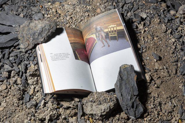 Z knihy Sedimenty,  diagnózy,  wellness | foto:  Oskar Helcel