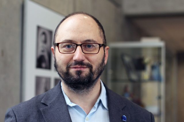Jeroným Klimeš,  psycholog | foto: Věra Luptáková,  Český rozhlas Plus