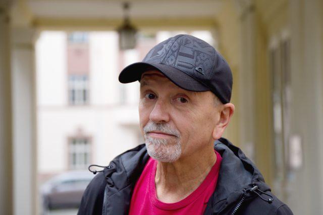 Jan Neckář   foto: Jana Myslivečková,  Český rozhlas