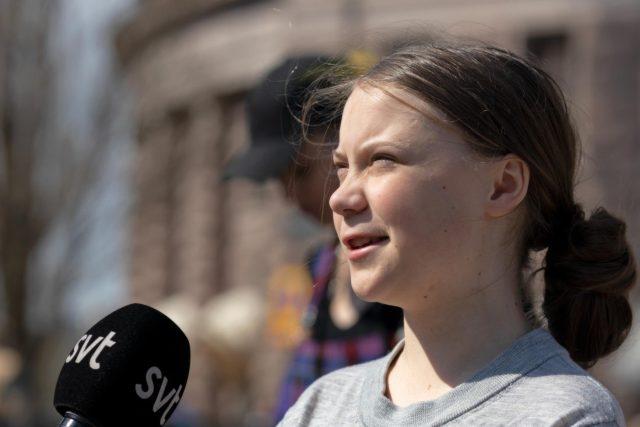 Greta Thunbergová | foto: Fotobanka Profimedia