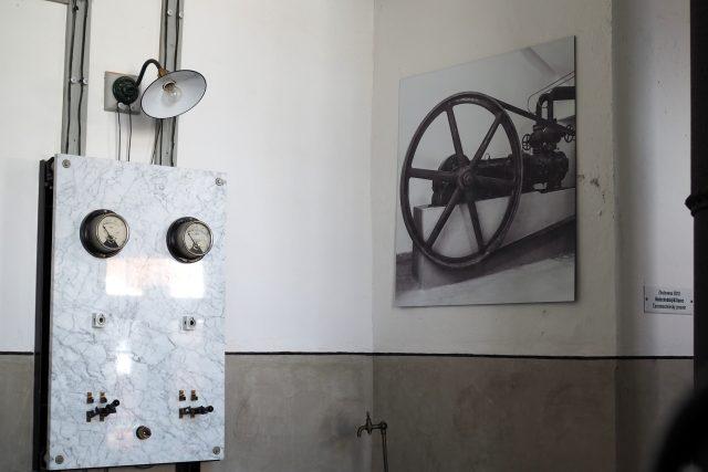 Muzeum v pivovaru Dalešice   foto: Dáša Kubíková,  Český rozhlas