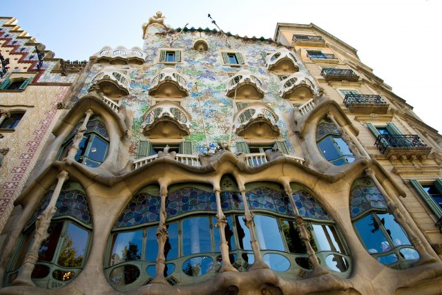 Casa Battló v Barceloně | foto: Profimedia