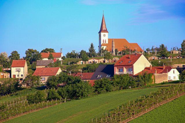Vrbice jsou obec mezi Hodonínem a Hustopečemi | foto: Zdeněk Truhlář,  Český rozhlas