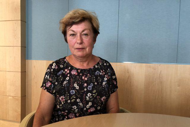 Eva Kovaříková,  šéfredaktorka časopisu Malovaný kraj | foto: Ludmila Opltová,  Český rozhlas