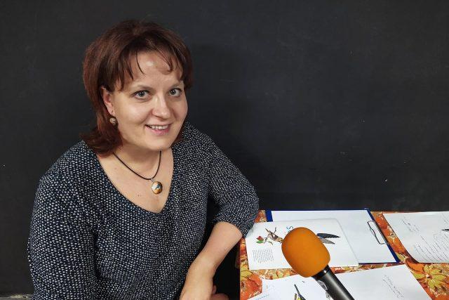 Jana Madarászová hostem Apetýtu | foto: Jarka Vykoupilová,  Český rozhlas
